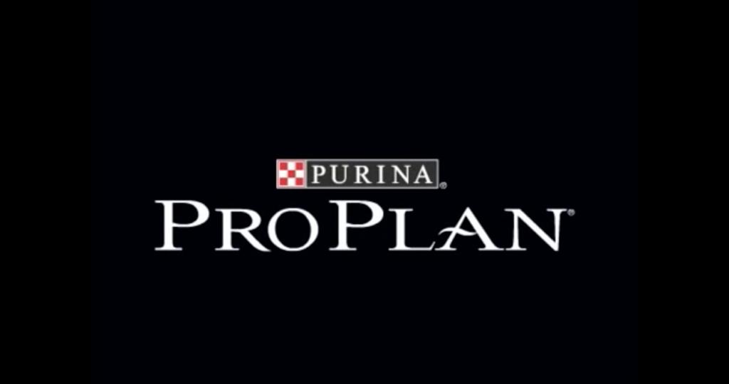 Logo-ul hranei uscate produsă de Purina Pro Plan