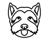 Ilustrație West Highland Terrier